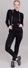 Женские лыжные брюки NordSki Premium Black