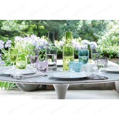 Набор из 2 стаканов для воды и виски «Hint»,  400 мл зелёный, фото 3