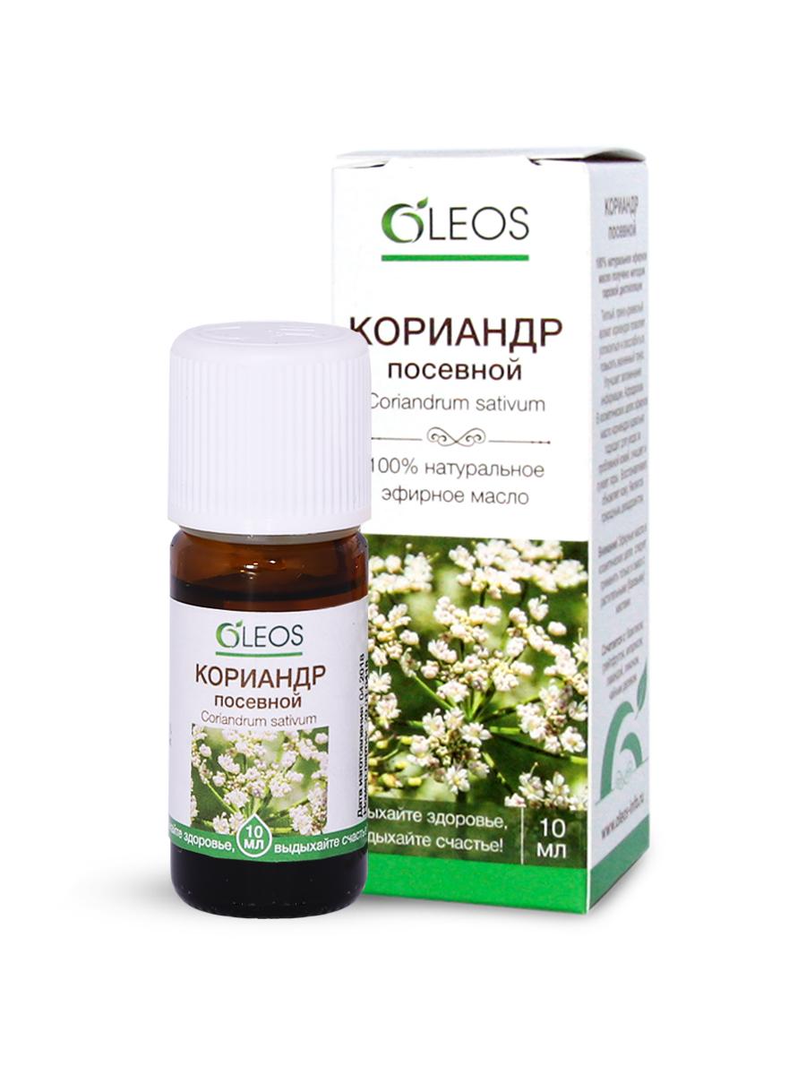 Эфирное масло Кориандр Oleos