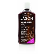 Jason Терапевтическая линия для волос: Шампунь для волос от перхоти (Dandruff Shampoo), 355мл
