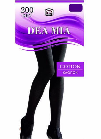 Колготки DEA MIA COTTON 200 (хлопковые)