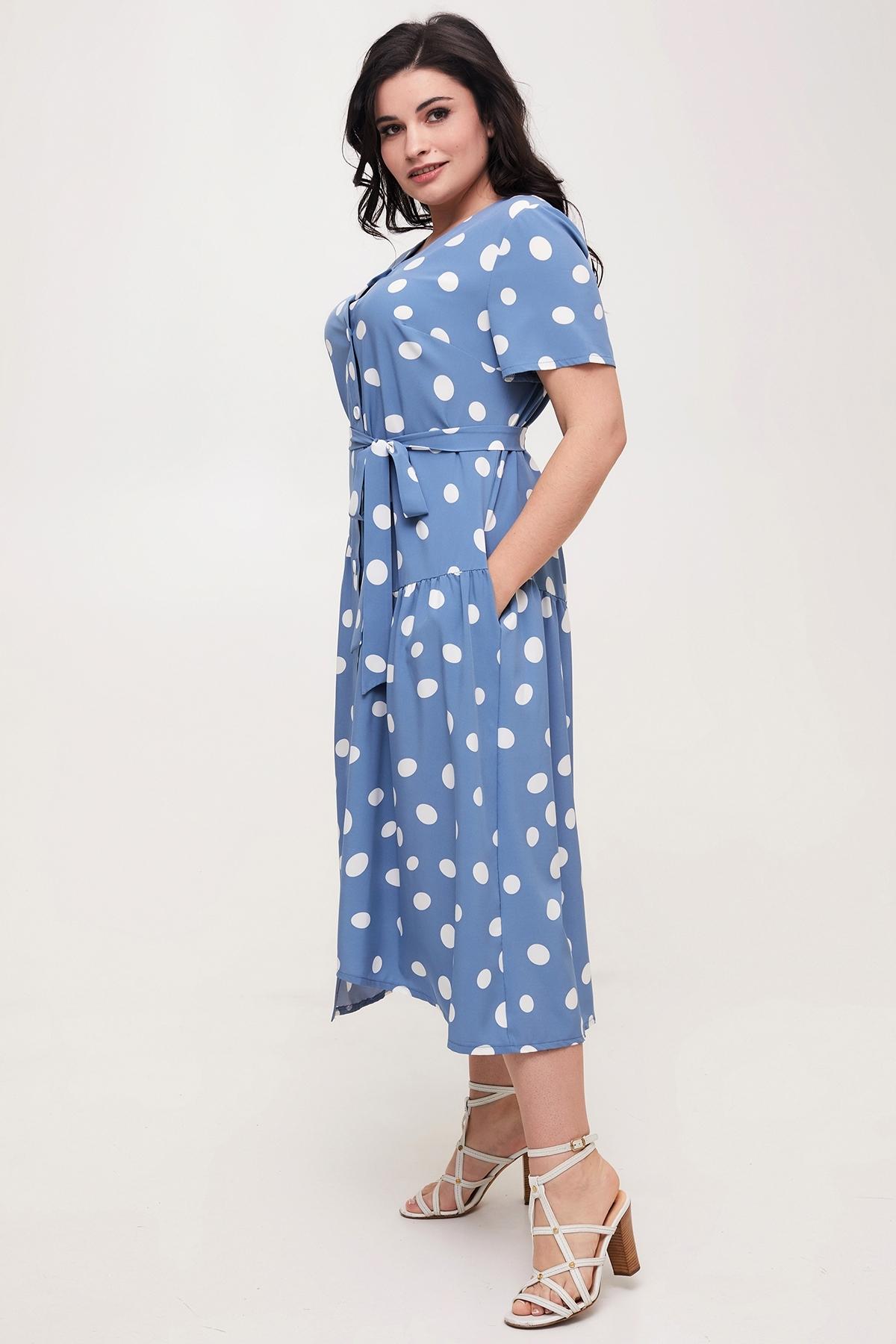 Сукня Барбара (голубой)
