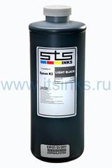 Пигментные чернила STS для Epson 7890/9890 Light Black 1000 мл