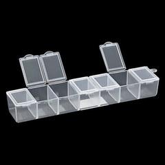 Купите удобные коробки и контейнеры для кристаллов и страз