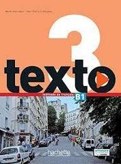 Texto 3 Livre de l'eleve + DVD-Rom + MN eleve