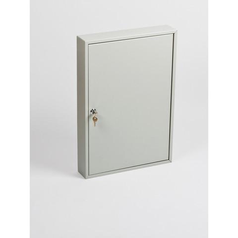 Шкаф для ключей Office-Force 20085 серый (на 50 ключей, металл)
