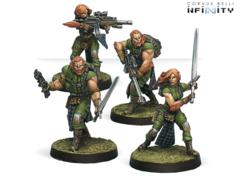 Ariadna - 9th Wulver Grenadiers Regiment
