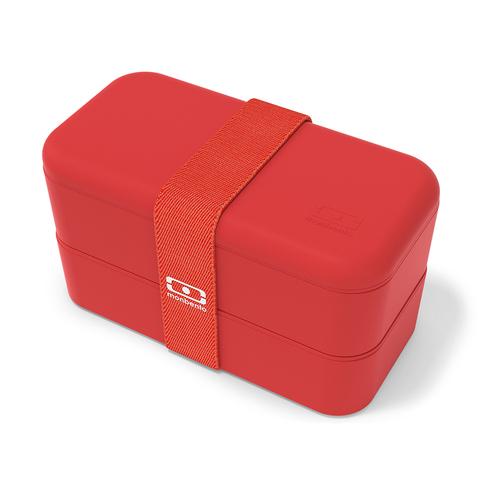 Ланч-бокс mb original, красный