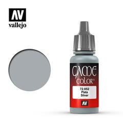 Vallejo Game Color - Silver 72052 (17 мл)