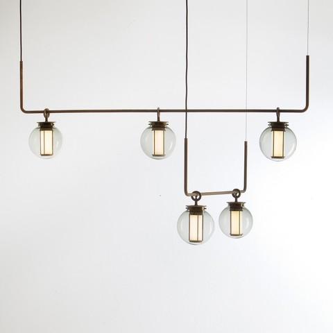 Подвесной светильник Parachilna Bai Chandelier