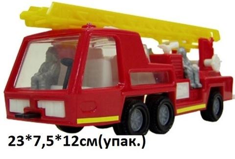 Пожарная машина Супер-мотор (Форма) С-5-Ф