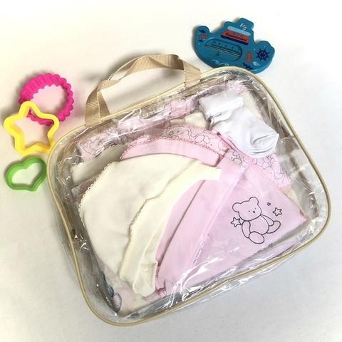 Набор одежды в роддом для недоношенных и маловесных, девочка