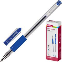 Ручка гелевая Attache Town синяя (толщина линии 0.5 мм)