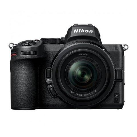 Фотоаппарат Nikon Z5 Kit 24-50mm f/4-6.3 VR