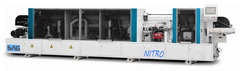 Высокоскоростной кромкооблицовочный станок SAG NITRO