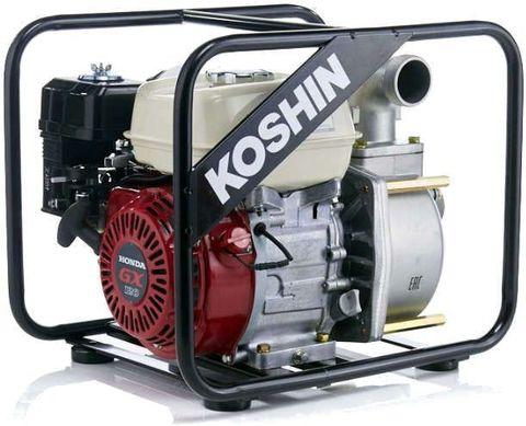 Мотопомпа KOSHIN STH-80X