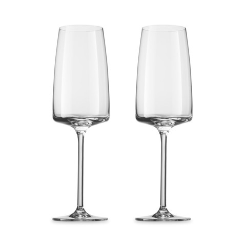 Набор фужеров для шампанского 388 мл, 2 шт, Sensa