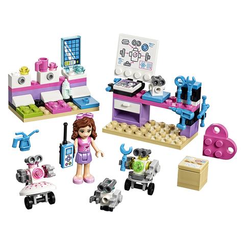 LEGO Friends: Творческая лаборатория Оливии 41307 — Olivia's Creative Lab — Лего Френдз Друзья Подружки