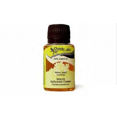 Масло АРБУЗНЫХ СЕМЯН/ Melon Seedl Oil Unrefined нерафинированное 20 ml