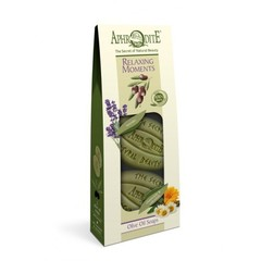 Набор оливкового мыла Время релакса 2 шт
