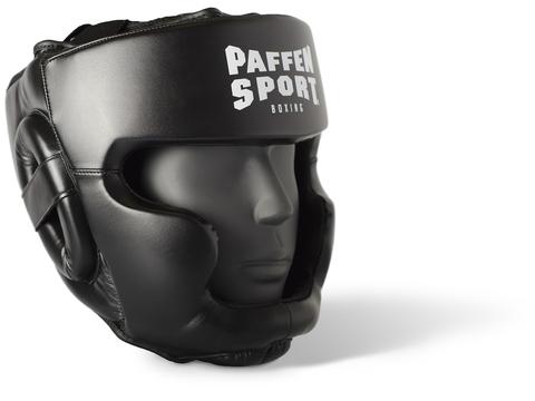 Тренировочный шлем для бокса с защитой скул Paffen sport