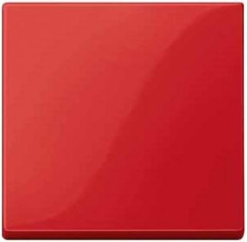 Выключатель одноклавишный проходной. Цвет Рубиново-красный. Merten. MTN3116-0000+MTN3300-0306