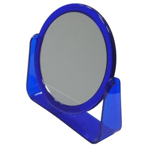 Круглое пластиковое зеркало большое
