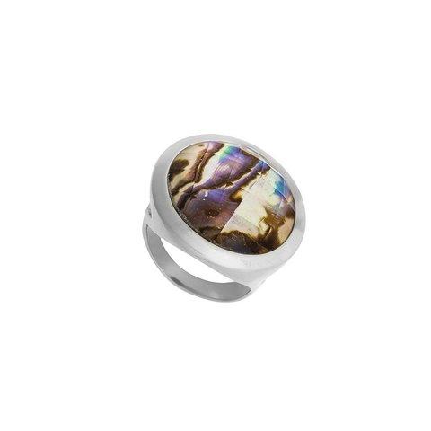 Кольцо abalone 18.5 K9853.14/18.5 BR/S