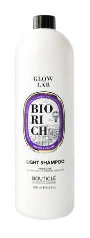 Шампунь для поддержания объёма для волос всех типов - BIORICH LIGHT SHAMPOO (1000мл)