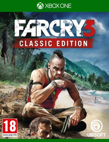 Far Cry 3. Classic Edition (Xbox One/Series X, русская версия)