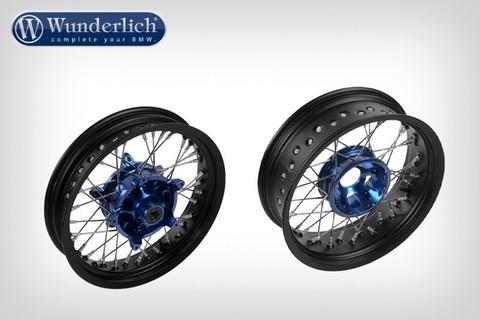 Спицованные колеса в сборе Wunderlich KITE (подразделение Alpina) штатные размеры, комплект