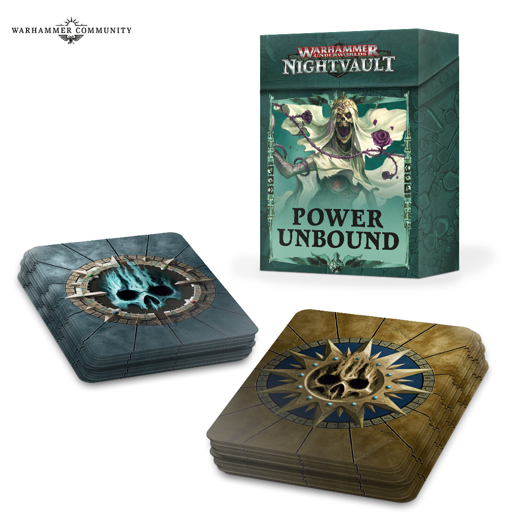 Warhammer Underworlds: Power Unbound Cards