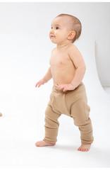 Длинные пеленальные штанишки (Бежевые, M)