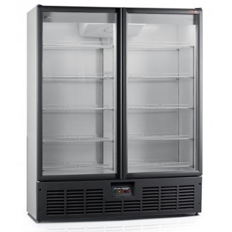 Холодильный шкаф RAPSODY  R1400 MS (2 створки)  0С … +8С