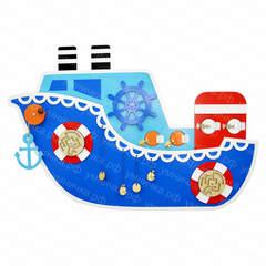Развивающая панель «Корабль»
