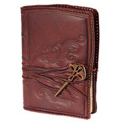 Ежедневник кожаный «Посох мудрости»