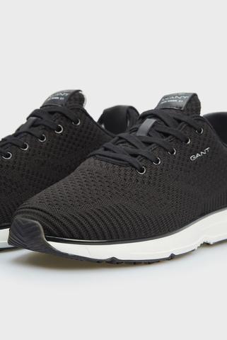 Мужские черные кроссовки BEEKER Gant