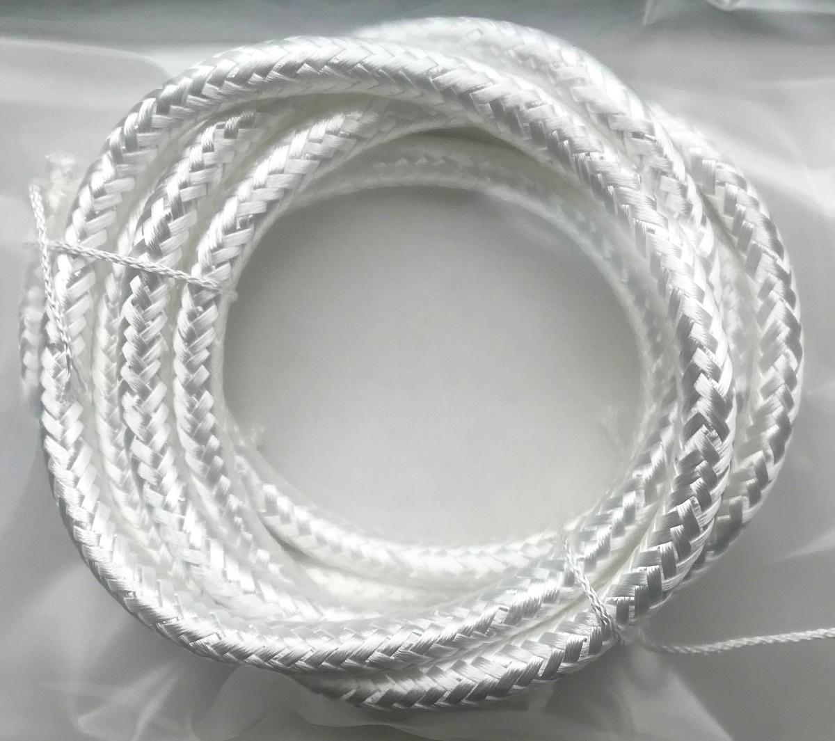Уплотнительный кремнеземный шнур ШКН(Н)-1-8 (2 метра)
