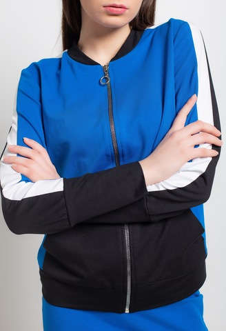 Спортивный костюм с олимпийкой и юбкой женский недорого