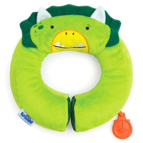 Подголовник Yondi Dino зеленый