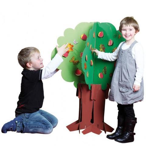 Картонное дерево