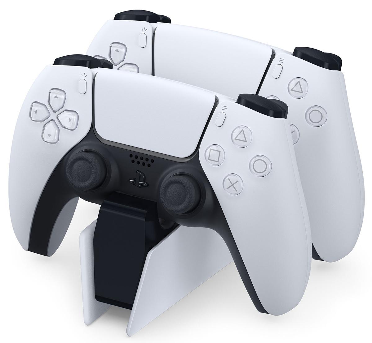 Зарядная станция Sony для геймпадов Dualsense (контроллеры покупаются отдельно)