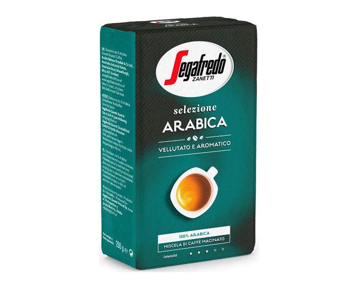 купить Кофе молотый Segafredo Selezione 100% Arabica, 250 г