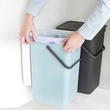 Набор ведер для мусора SORT&GO 16л (2шт), артикул 110023, производитель - Brabantia, фото 3