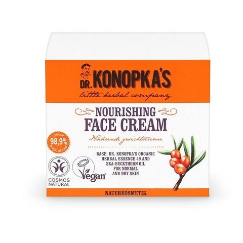 Крем для лица питательный, 50 мл (Dr.Konopka's)