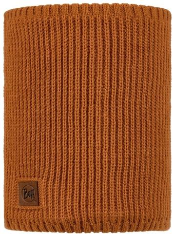 Вязаный шарф-труба с флисом Buff Neckwarmer Knitted Polar Rutger Ambar фото 1
