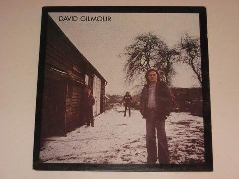 David Gilmour / David Gilmour (LP)