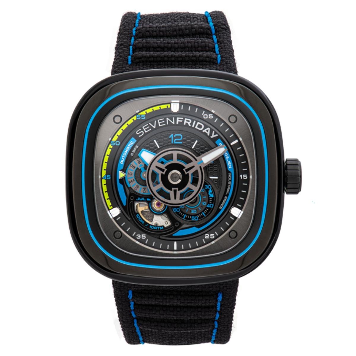 Часы Sevenfriday P3C/03