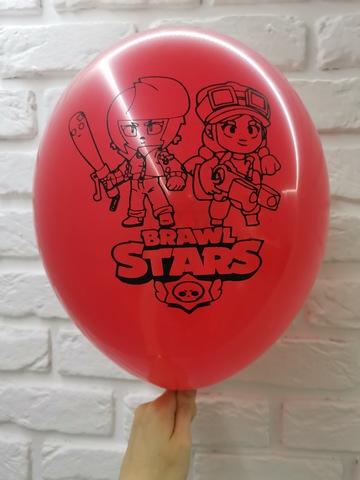 Brawl Stars (Красный)