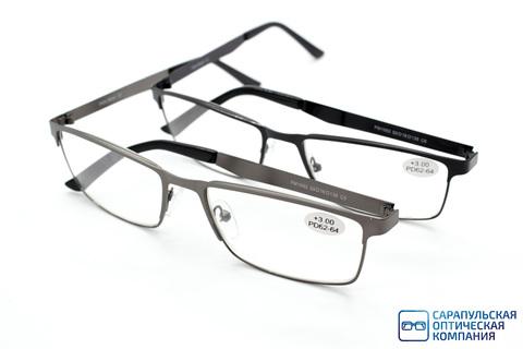 Очки готовые для зрения FABIA MONTI металл FM1063